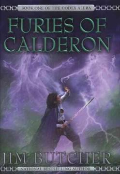 Furies of Calderon / Jim Butcher.