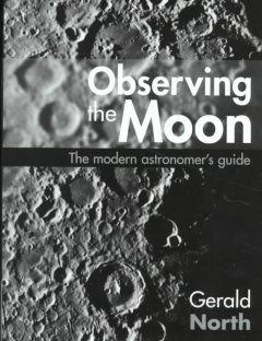 Observing the moon by Gerald North.