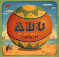 ABC : a child's first alphabet book, book cover