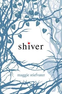 Shiver, portada del libro