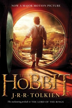 The Hobbit, book cover