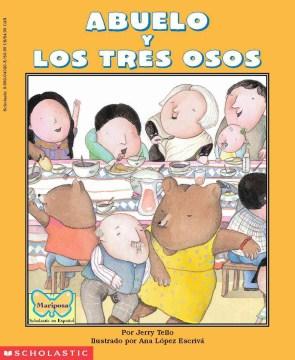 Abuelo y los tres osos, book cover