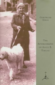 The autobiography of Alice B. Toklas / by Gertrude Stein