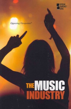The Music Industry, book cover