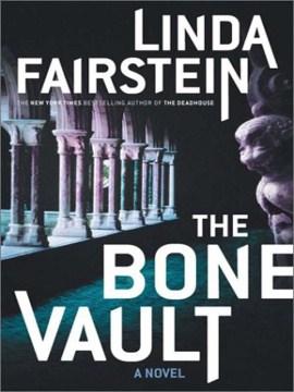 The bone vault Linda Fairstein
