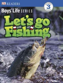 Let's Go Fishing!, book cover