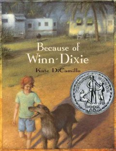 Because of Winn Dixie	Kate DiCamillo