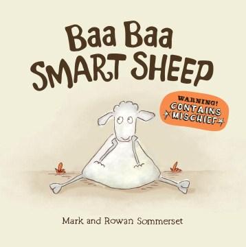 Baa baa smart sheep , book cover