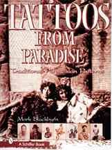 Tattoos from Paradise, book cover