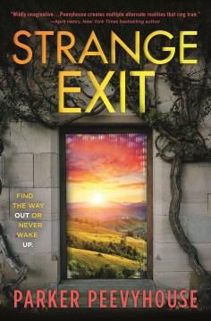 Strange Exit, book cover