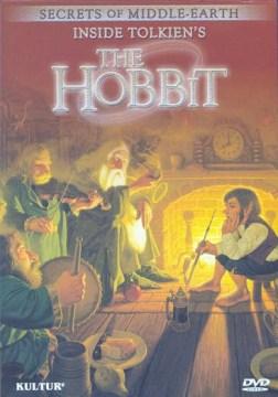 "Inside Tolkien's ""the Hobbit"", book cover"