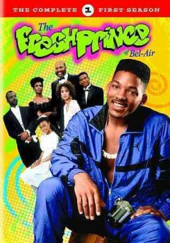 The Fresh Prince of Bel-Air DVD cover