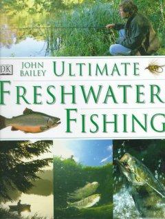 Ultimate Freshwater Fishing, book cover