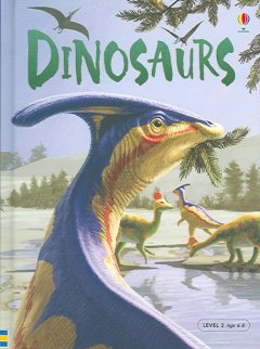 Dinosaurs by Stephanie Turnbull ; illustrated by Tetsuo Kushii ; additional illustrations by Uwe Mayer.