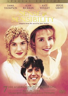 Sense and sensibility Columbia Pictures presents a Mirage production ; screenplay by Emma Thompson ; produced by Lindsay Doran ; directed by Ang Lee.