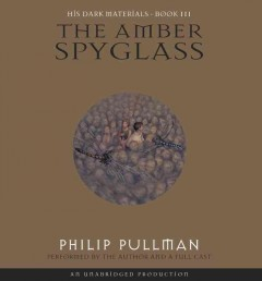 The Amber Spyglass - audiobook on CD