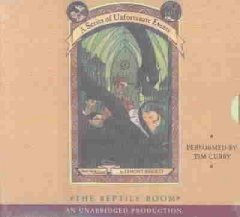 The reptile room / (3 discs) Lemony Snicket.