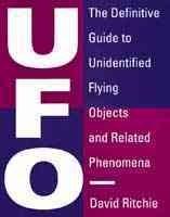 OVNI la guía definitiva de objetos voladores no identificados y fenómenos relacionados, portada del libro