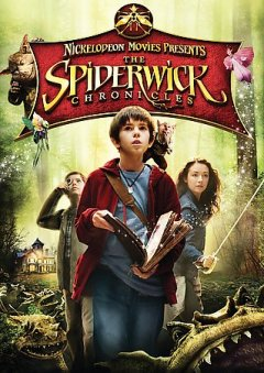 The Spiderwick chronicles [videorecording] by Paramount Pictures and Nickelodeon Movies present a Kennedy/Marshall and a Mark Canton Production, a Mark Waters film ; produced by Mark Canton, Larry Franco, Ellen Goldsmith-Vein, Karey Kirkpatrick ; screenplay by Karey Kirkpatrick and David Berenbaum and John Sayles ; directed by Mark Waters.