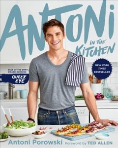 Antoni in the Kitchen, book cover