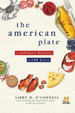 Book cover for The American Plate