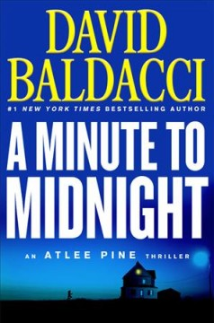 1. A Minute To Midnight, book cover