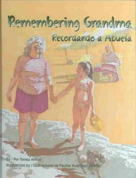 Remembering Grandma, book cover