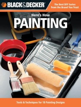 Pintura, portada de libro
