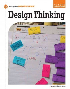 Design Thinking, book cover