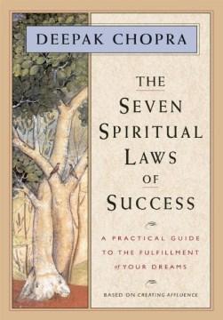 Las siete leyes espirituales del éxito, portada del libro