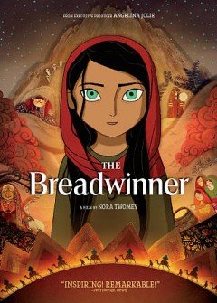 The Breadwinner by produced by Angelina Jolie, Anthony Leo, Tomm Moore, Andrew Rosen, Paul Young ; written by Anita Doron, Deborah Ellis ; directed by Nora Twomey.