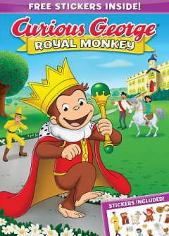 Curious George - Royal Monkey