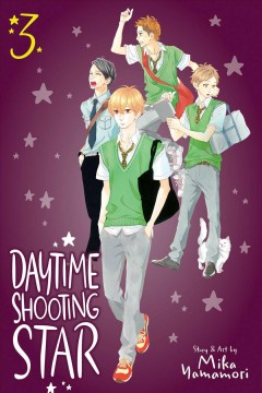 Daytime Shooting Star 3, book cover