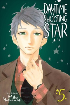 Daytime Shooting Star 5, book cover