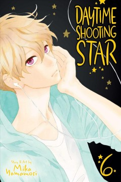 Daytime Shooting Star 6, book cover