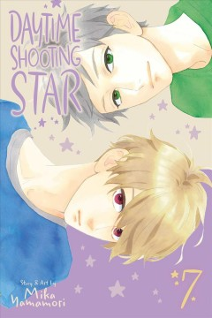 Daytime Shooting Star 7, book cover