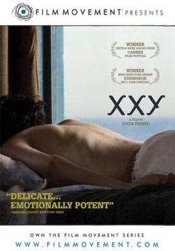 XXY, book cover
