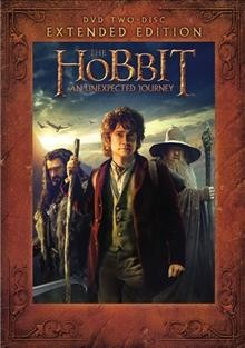 The Hobbit: An Unexpected Journey, book cover