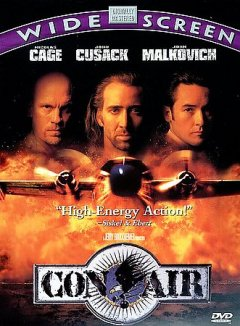 Con Air [videorecording] by Touchstone Pictures presents ; a Jerry Bruckheimer production ; produced by Jerry Bruckheimer ; written by Scott Rosenberg ; directed by Simon West.