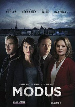 Modus. Season 2 / TV 4 presents a Miso Film Sverige production ; producer, Sandra Harms ; writers, Mai Brostrøm & Peter Thorsboe ; created by Mai Brostrøm and Peter Thorsboe ; director, Lisa Siwe.