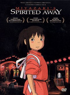 Spirited away [videorecording] by Walt Disney Studios presents ; a Studio Ghibli film ; Nippon Television Network ; Dentsu ; Tohokushinsha Film and Mitsubishi present ; original story and screenplay by Hayao Miyazaki ; produced by Toshio Suzuki ; directed by Hayao Miyazaki.