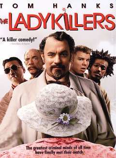 The ladykillers / Touchstone Pictures ; produced by Ethan Coen & Joel Coen, Tom Jacobson, Barry Sonnenfeld, Barry Josephson ; written for the screen and directed by Joel Coen & Ethan Coen.