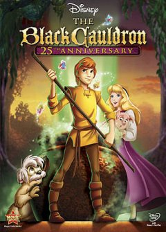 The black cauldron [videorecording] by Walt Disney Pictures in association with Silver Screen Partners II ; produced by Joe Hale ; story by David Jonas ... [et al.] ; directed by Ted Berman & Richard Rich.
