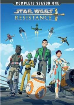 Star Wars resistance.