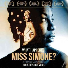 What Happened, Miss Simone?, book cover