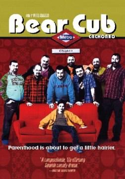 Bear Cub - Cachorro, book cover