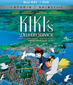 Kiki's delivery service by produced and directed by Hayao Miyazaki ; original story by Eiko Kadono ; screenplay by Hayao Miyazaki.