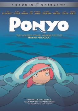 Ponyo [videorecording] by directed by Hayao Miyazaki.