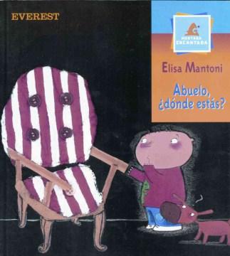 Abuelo, ¿dónde estás?, book cover
