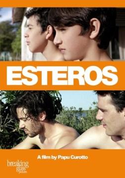 Esteros, book cover